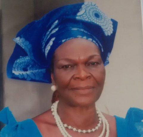 Mrs Salome Oginasisi Iworiso-Markson
