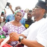 Ondo Decides: Mimiko, Falae Condemns Voters' Inducement With Money; As Jegede Wins Own's Unit