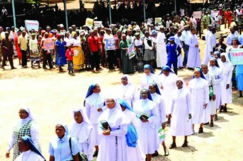 catholic singles in onaga The faithful and clergy within the diocese, after the mass that lasted for over an hour, also had a peaceful solemn procession within the vast holy ghost catholic cathedral compound for about two hours.