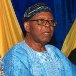Buhari Mourns Afenifere Chieftain, Olaniwun Ajayi