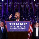 Again, Trump Challenges Clinton; Decries US Electoral College System