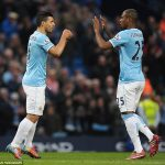 Sergio Aguero, Fernandinho Sanctioned Over Violent Conduct