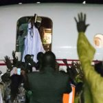 UPDATE: Ex-President Yahya Jammeh Bows Out, Leaves The Gambia