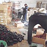 NAFDAC Bursts Fake Wine, Beverage Factory, Nabs 9 Suspects