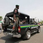 Police Special Anti-Robbery, Cult Units Raised By Fire In Asaba