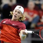 Canada's Denis Shapovalov Fined $7,000 over Match Misconduct