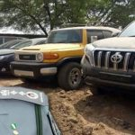 Ex-customs Boss, Abdullahi Dikko Forfeits 17 Exotic Vehicles to Nigerian Government