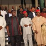At Last, After Years of Bickering, South East Governors Elect Umahi As Chairman