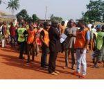 Enugu Community Protests Alleged Unlawful Acquisition of their Ancestral Land By Ex-Governor Chime