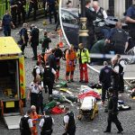 3 Killed Near British Parliament in London Terrorist Attack