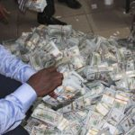PHOTO: EFCC Uncovers $38m, N23m Stashed in Lagos home (Wednesday, April 12, 2017)