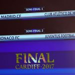 Real Madrid vs. Atletico, Juventus vs. Monaco in Champions League semis