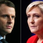 Le Pen Faces Macron in French Presidential Election Runoff