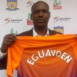 Eguavoen Dumps Sunshine Stars, Cites Poor Officiating By Nigerian Referees