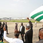 Buhari Support Group Shut Down Enugu in Celebration Of President's Return