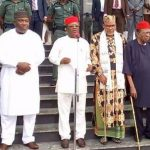 Biafra Agitation: IPOB Leader, Nnamdi Kanu, South East Governors Meet In Enugu