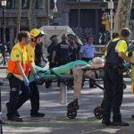 Death Toll in Barcelona Van Attack Hits 13