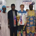 Governor Udom, Players, Other Stakeholders Hail Chamberlain Squash Open