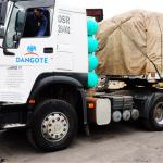 Dangote Begs Public to Help Monitor Truck Drivers