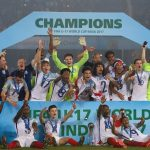 Jubilation as England Overpower Spain to Lift FIFA U-17 World Cup