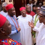 Buhari Says Southeast Will Benefit More From Roads, Rails Projects