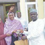 Dangote Handover N100m Mosque to Muslim Women in Abuja