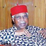 Buhari, Shagari, Saraki Mourn Alex Ekwueme's Death