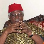 BREAKING NEWS: Nigeria's Ex-Vice President, Alex Ekwueme is Dead