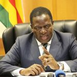 Emmerson Mnangagwa Sworn-in As New Zimbabwe's President