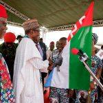 Anambra Stand Still as Buhari Endorses APC Guber Candidate, Nwoye