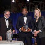 Elumelu Wins Dwight Eisenhower Global Entrepreneurship Award