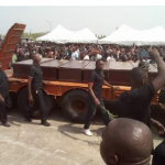 Benue: Mass Burial Held for 73 Victims of Fulani Herdsmen Bloody Attack