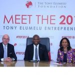 Tony Elumelu Foundation Selects 1,000 Entrepreneurs for 2018 Programme