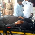 Dino Melaye Injured, Hospitalised After Jumping Out of Moving Police Car