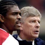 Arsenal List Kanu Nwankwo to Attend Wenger's Parting Game Sunday