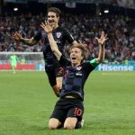 Croatia End Russia's World Cup Dream