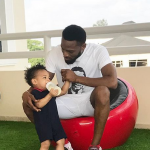 Sad as D'banj's Son Drowns in Swimming Pool