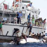 Libyan Coast Guard Rescues 301 Migrants in West of Tripoli