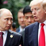 Trump Meets Rival Russian President Vladimir Putin