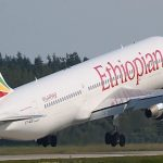 Obasanjo, Over 300 Passengers Escape Crash in Lagos on Ethiopian Airlines