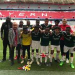Bayern Youth Cup: US Emerges Winner; As Rohr Assures Team Nigeria Chance in National Team