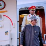 Buhari Returns to Abuja After 10-Day Private Visit to UK