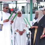 Photo News: Buhari Sworn In For Another 4 Years In Office, May 29, 2019