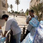 After Gunmen Attack, Water Flows Again In Tripoli