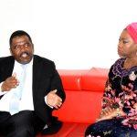 No Nigerian in Namibian Prison, Says Envoy; Commends Dabiri-Erewa's NIDCOM