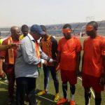 Tokyo 2020: Nations Battle for Olympic Blind FootballAfrican Ticket in Enugu
