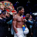 BREAKING: Anthony Joshua Beats Ruiz In World Heavyweight Boxing Rematch