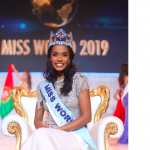Miss Jamaica Crowned as New Miss World