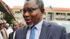 Mr Olamilekan Adegbite, Nigeria's Minister of Mines and Steel Development