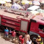 Fire Service Averts Disaster At Enugu Market, Cautions Traders